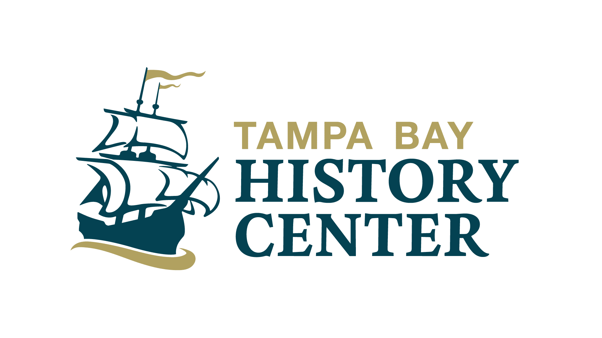 Tampa Bay History Center Redesigned logo